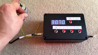 getlinkyoutube.com-Arduino controlled rotary encoder and adafruit i2c