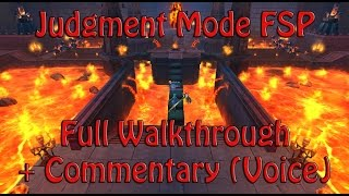 PWI - Judgment Mode Flowsilver Palace - Full Walkthrough with Commentary