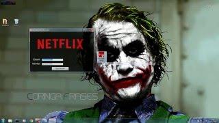 getlinkyoutube.com-Gerador de Contas Netflix™