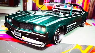 "GTA 5 DLC - ""Sabre Turbo Custom"" BUYING SPREE! LOWRIDER CUSTOMIZATION!"