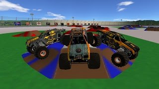 getlinkyoutube.com-Rigs of Rods Monster Jam Max D Tribute 2014