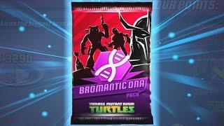 Teenage Mutant Ninja Turtles: Legends - BROMANTIC DNA Pack