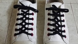 getlinkyoutube.com-How to ZIPPER Lace your shoes