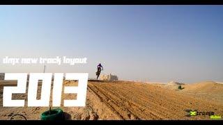 getlinkyoutube.com-New Track Dubai Motocross Training