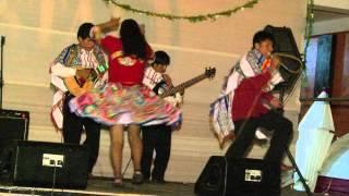 getlinkyoutube.com-Boda de Javier y Yola - Bertha Mamani - Carnaval