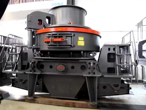 maquinaria para barita