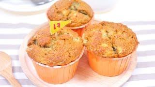 getlinkyoutube.com-มัฟฟินเจ (อาหารเจ) Vegan Muffin