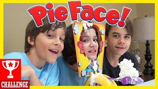 getlinkyoutube.com-PIE FACE CHALLENGE!  |  KITTIESMAMA