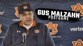 getlinkyoutube.com-Hear what Gus Malzahn had to say following Auburn's 30-12 loss to Alabama
