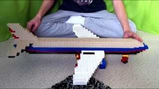 """getlinkyoutube.com-""""Tutorial"""" Build Lego Airplane"""