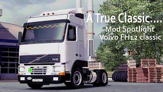 getlinkyoutube.com-Euro Truck Simulator 2 - Volvo FH12 Classic - Mod Spotlight