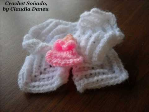 HOW TO CROCHET WHITE BUTTERFLY ORCHID FLOWER / ORQUÍDEA MARIPOSA BLANCA AL CROCHET