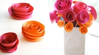 getlinkyoutube.com-Chuladas Creativas :: Rosas de Papel :: Amor y Rosas