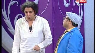 "getlinkyoutube.com-تياترو مصر - حلقة الجمعة 18-12-2015 مسرحية "" ماما نساية "" - Teatro Masr"