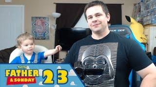 Pokémon Cards - Opening Flashfire Packs with Lukas! | Father & Sonday #23.