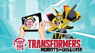 getlinkyoutube.com-Transformers: Robots in Disguise (by Hasbro, Inc.) - iOS / Android - HD Gameplay Trailer