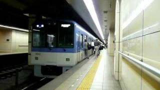 getlinkyoutube.com-阪神本線(In Osaka,Hanshin Line)