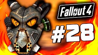 getlinkyoutube.com-Fallout 4 - ПОИСКИ СЕКРЕТОВ! - Сет X01(Броня Анклава!)! #28