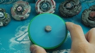getlinkyoutube.com-Beyblade Battle! ULTIMATE NEMESIS vs All L-Dragos - NEMESIS or L-DRAGO?
