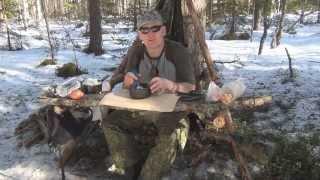 getlinkyoutube.com-Готовим в походе  Мясная зажарка с луком и чебуреки