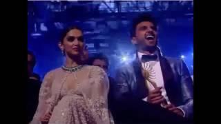 Salman Khan dance performance in iifa awards 2016