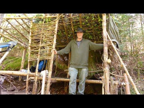Lagerbau Bushcaft Camp Deutsch #17