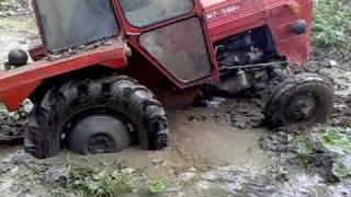 getlinkyoutube.com-IMT 540 u problemu by B.Stosic (Car) - Pinosava Racing - drugi deo