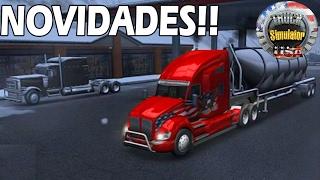 getlinkyoutube.com-Lançamento para esse Mês - Truck Simulator USA