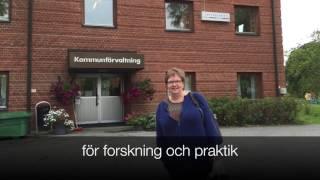 FoU Välfärd, Region Västerbotten 2017 01 30