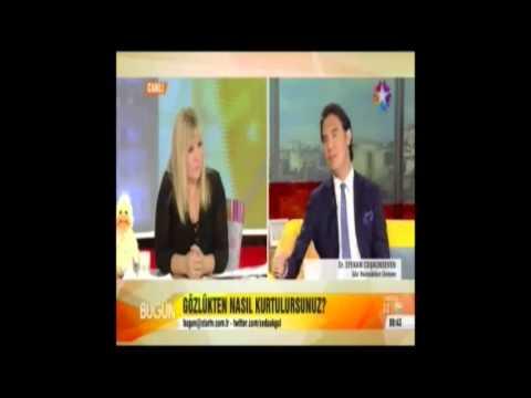 Op. Dr. Efekan Coşkunseven, Lazer ve Keratokonus Ameliyatları Hakkında Bilgi Verdi - Dünyagöz