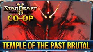 getlinkyoutube.com-Starcraft 2 CO-OP BRUTAL ► Temple of the Past as Vorazun - Dark Archons OP!