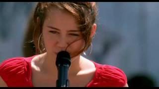 Hannah Montana The Movie - The Climb scena dal film width=