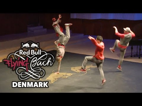 Classical vs Hip Hop - Red Bull Flying Bach European Tour 2011 Denmark