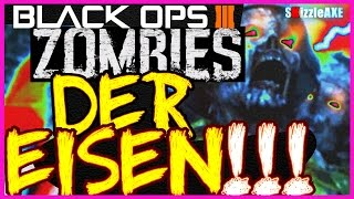 "getlinkyoutube.com-Black Ops 3 Zombies ""DER EISENDRACHE"" GAMEPLAY TRAILER   BO3 Awakening DLC New BO3 Zombies Map"