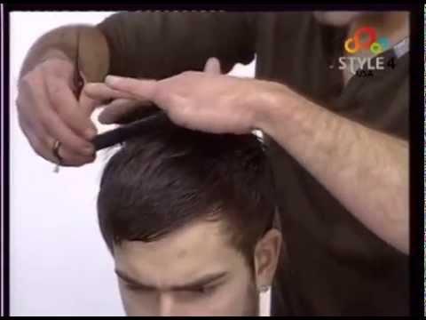 Corte de cabelo masculino - passo a passo