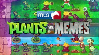 getlinkyoutube.com-Plants vs. Memes (MLG)