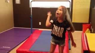 getlinkyoutube.com-How to customize a Beginner Gymnasts Home Gym