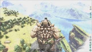 Ark Survival Counter Raid EU - The Center - The End of The Chinese