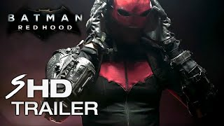getlinkyoutube.com-The Batman: Under the Red Hood - (2018) Movie Trailer (Fan Made)