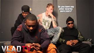 getlinkyoutube.com-MGK Clarifies His Love for Black Women