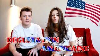 getlinkyoutube.com-☁  Dégustation américaine  | Us Way Of Life ♡