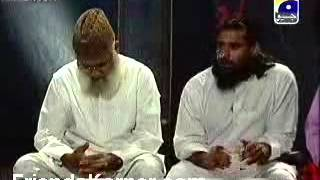 Utho Jago Pakistan By Geo Tv 24th - April 2012 - 1