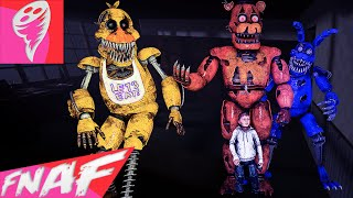 getlinkyoutube.com-[SFM FNAF] FIVE NIGHTS AT FREDDY'S 4 SONG (TONIGHT WE'RE NOT ALONE by Ben Schuller) FNAF Music Video