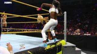getlinkyoutube.com-WWE NXT: Kelly, Naomi and Jamie vs. Lay-Cool and Kaitlyn