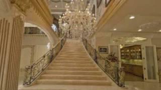 getlinkyoutube.com-MOST EXPENSIVE HOMES/ ESTATES IN AMERICA / LA. $90 million fantasy home movie slide