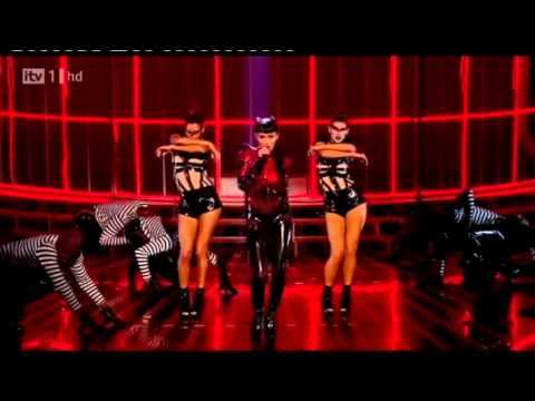 Nicole Scherzinger - Poison (The X Factor 2010, Week 8 - 28th November)