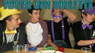 getlinkyoutube.com-Water Gun Roulette
