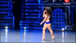 getlinkyoutube.com-ukraine's got talent - Anastasia Kolesnichenko