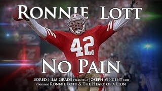 getlinkyoutube.com-Ronnie Lott - No Pain