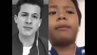 One Call Away Duet ni Onyok at Charlie Puth